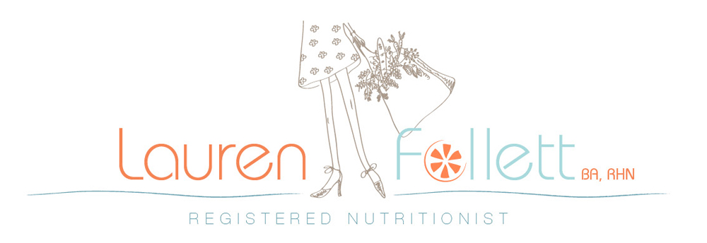 Lauren Follett Registered Nutritionist